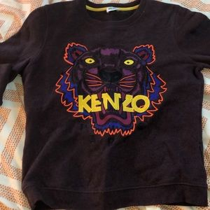 Kenzo multi colored sweater